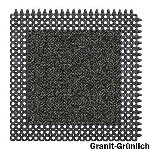 Master Flex Platte mit Schmutzfanginlay Swisslon Classic XT granit-gün