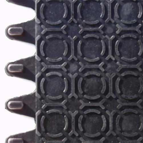 HHP C12 Master Flex für High Heels, Detail Kanalstruktur