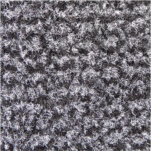 Aventurin Brush - Sauberlaufmatte - Muster Anthrazit