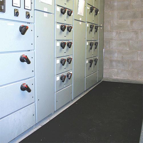 Isolationsmatte Switch BS Schaltschrank