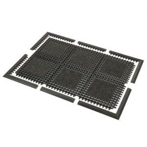 Kantenleisten 23 mm Stärke - Ringgummimatten