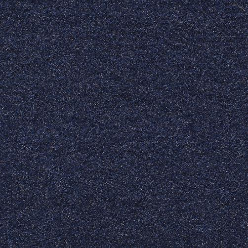 Master Flex Platte mit Schmutfangfläche Swisslon Uni blau, Flor