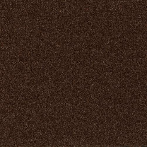 Master Flex Platte mit Schmutfangfläche Swisslon Uni braun, Flor