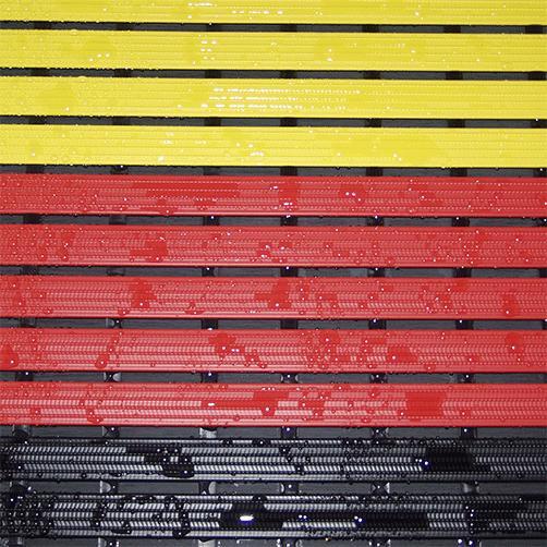 Nassraumrost 3farbig