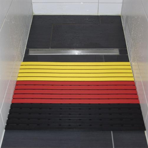 Duschrost 3 farbig