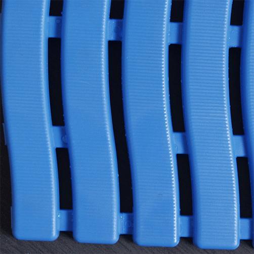 Feuchtraummatte Soft-Step blau