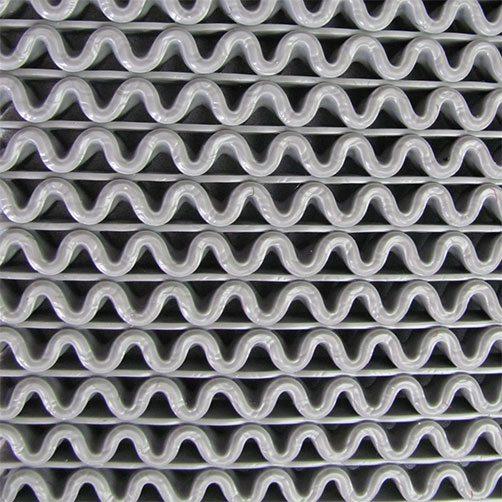 Antirutschmatte wellenförmiges Design