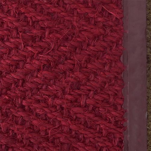 rote Vulka-Kante