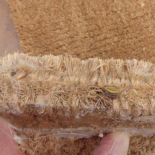 Kokos-Faser Schmutzfangmatte