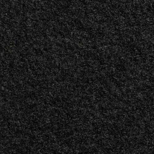 Kunstkokos-Sauberlaufmatte schwarz