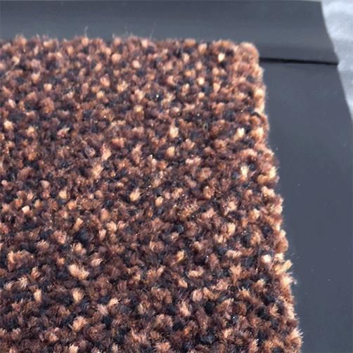 Randprofil für Schmutzfangmatten
