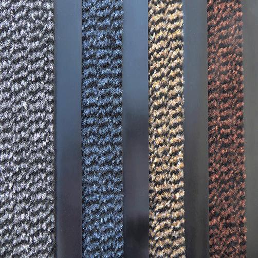 Schmutzfangmatte Saphir in 4 Farben