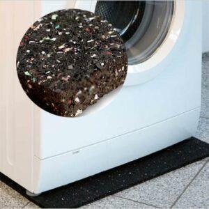 Waschmaschinenmatte, Unterlegmatte Vibrationen