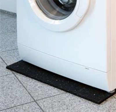 Antivibrationsmatte Waschmaschine