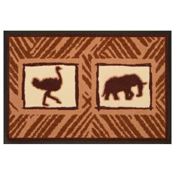 designmatte-serengeti-braun